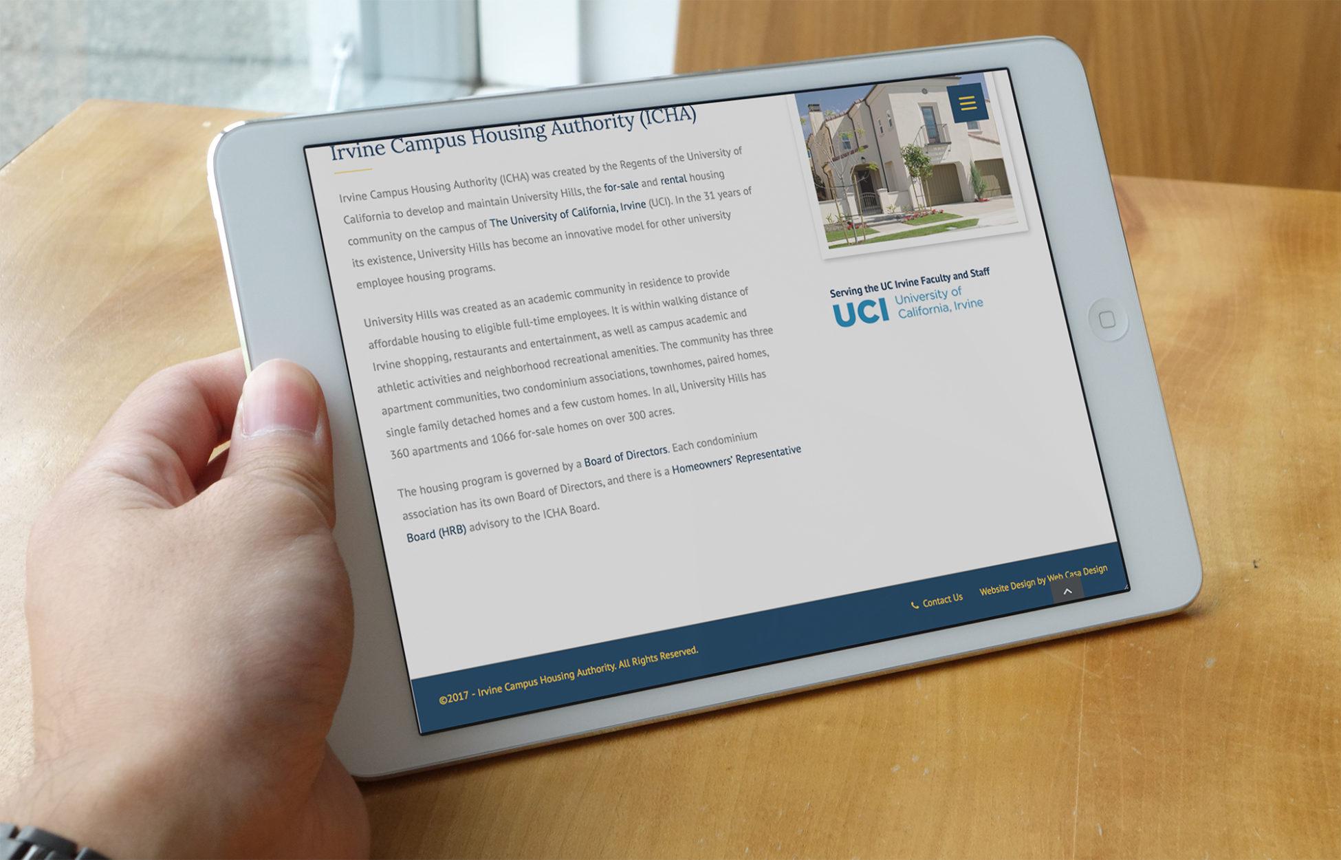 Irvine Campus Housing Authority