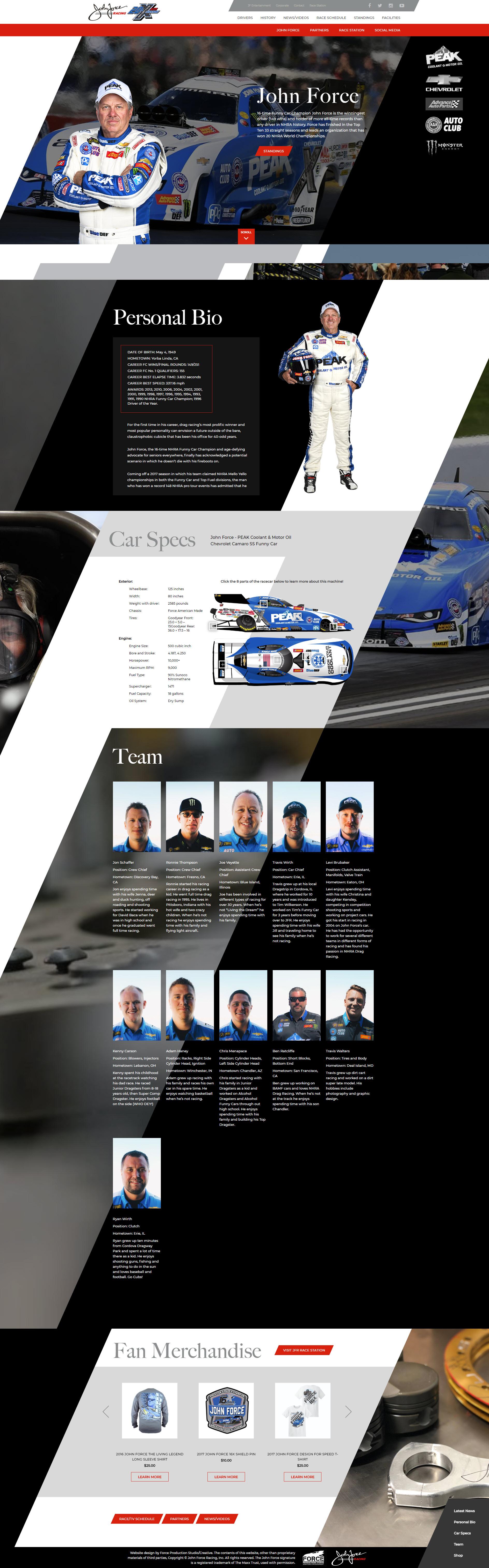John Force Racing