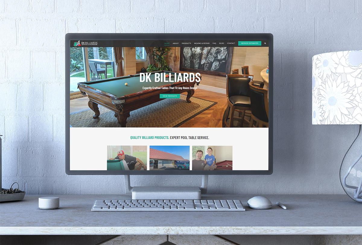 DK Billiards